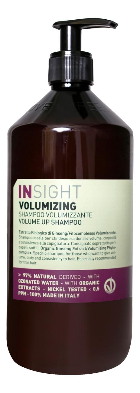 Купить Шампунь для объема волос Volumizing Volume Up Shampoo: Шампунь 900мл, INSIGHT