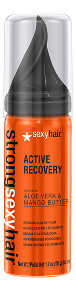 Купить Мусс для прочности волос Active Recovery: Мусс 50мл, Sexy Hair