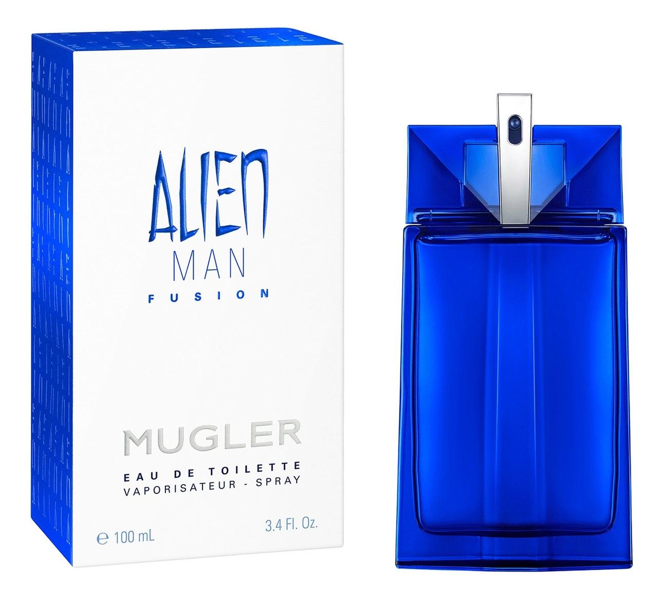 Alien Fusion Man: туалетная вода 100мл 001 man туалетная вода 100мл