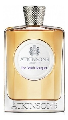 Atkinsons The British Bouquet: туалетная вода 2мл atkinsons the british bouquet туалетная вода 50мл