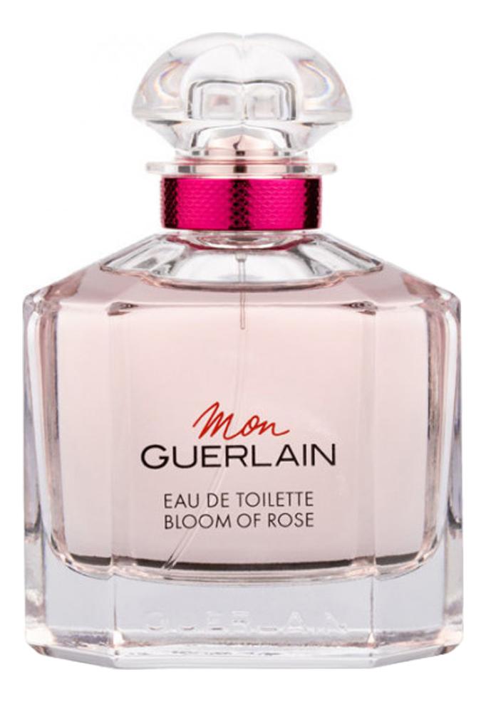 Купить Guerlain Mon Guerlain Bloom Of Rose: туалетная вода 100мл тестер