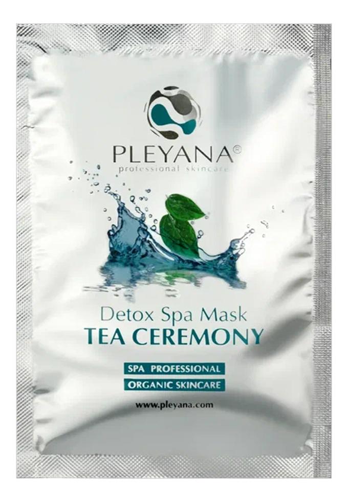 Детокс спа-маска для лица Detox Spa Mask Tea Ceremony 20г