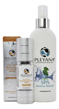 PLEYANA Набор для лица Aqua-Defense Complex Mint Lavender