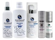 PLEYANA Набор для лица Home Skin Care Set No10 B Post Peel