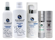 PLEYANA Набор для лица Home Skin Care Set No10 A Post Peel