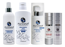 PLEYANA Набор для лица Home Skin Care Set No11 Post Peel