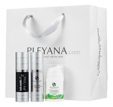PLEYANA Набор для лица Home Skin Care Set No4