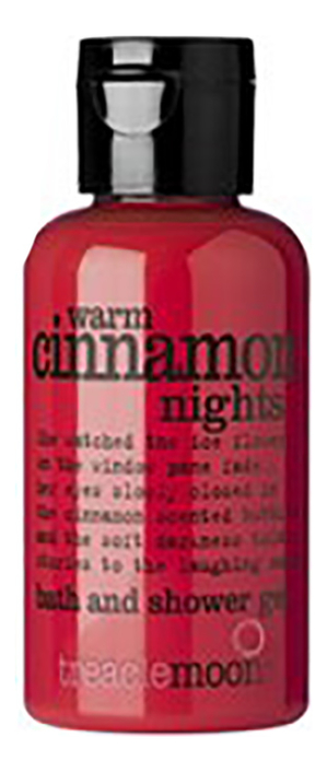 Гель для душа Пряная Корица Warm Cinnamon Nights Bath And Shower Gel: 60мл