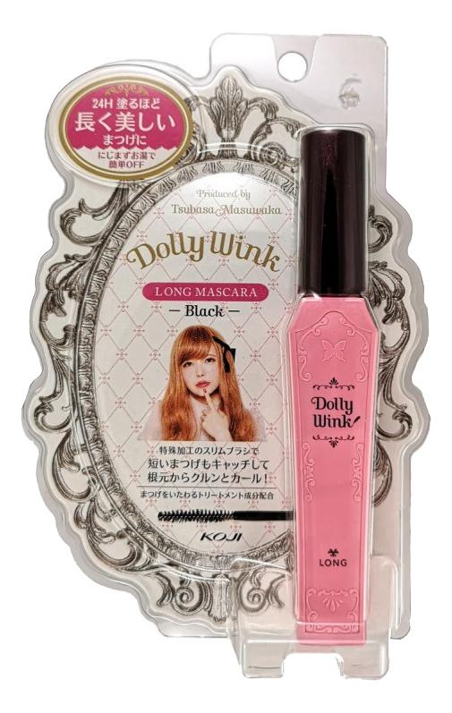 Купить Тушь для ресниц Dolly Wink Long Mascara (черная), KOJI