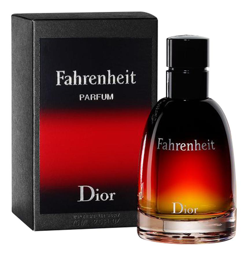 Fahrenheit Le Parfum: парфюмерная вода 75мл golden powder парфюмерная вода 75мл