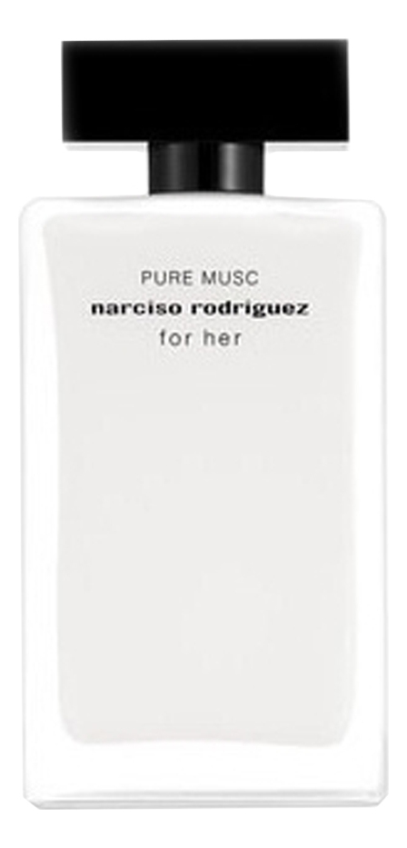 Narciso Rodriguez For Her Pure Musc: парфюмерная вода 100мл тестер narciso rodriguez amber musc туалетные духи тестер 100 мл