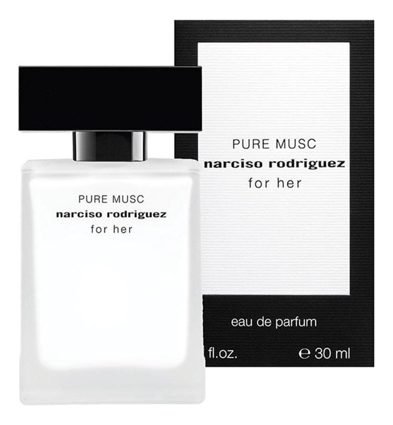 Narciso Rodriguez For Her Pure Musc: парфюмерная вода 30мл narciso rodriguez narciso парфюмерная вода 30мл
