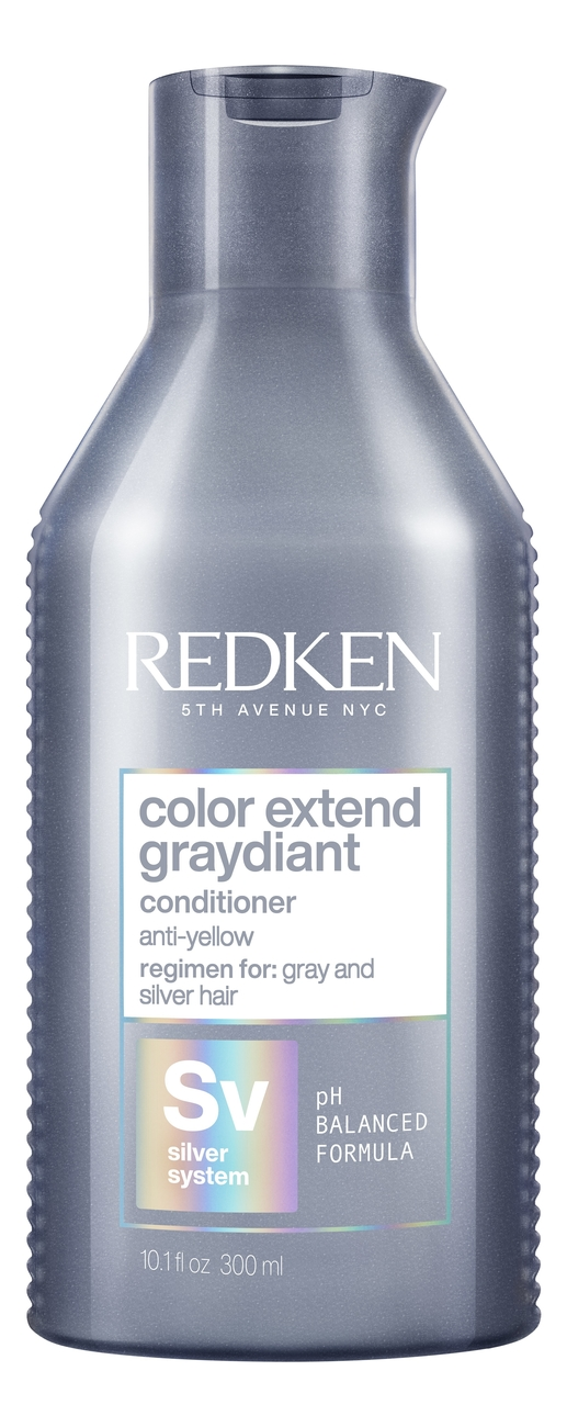 Купить Кондиционер для волос Color Extend Graydiant Conditioner: Кондиционер 300мл, Redken