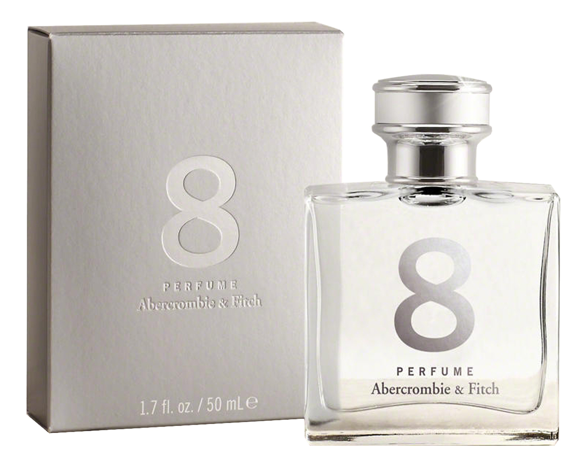 Abercrombie & Fitch 8 Perfume: парфюмерная вода 50мл фото