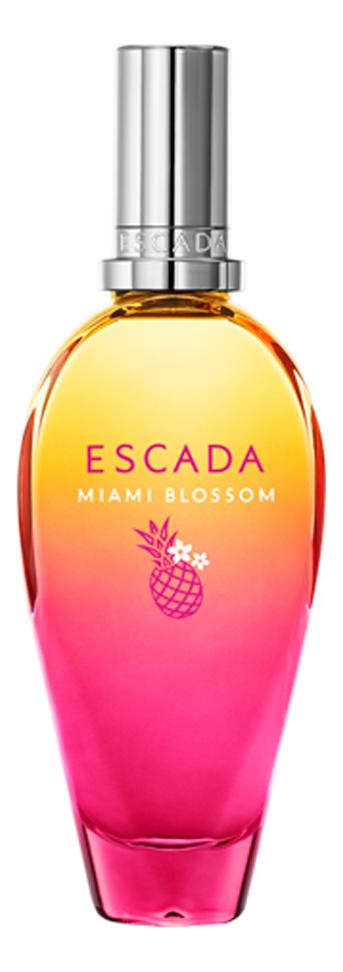 Escada Miami Blossom: туалетная вода 100мл тестер