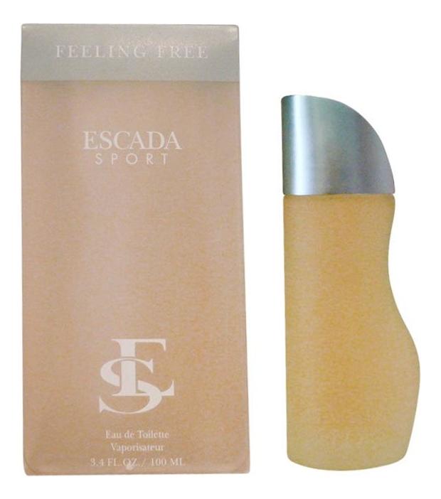 цена на Escada Sport Feeling Free: туалетная вода 100мл