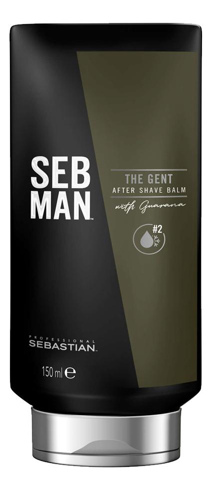 Увлажняющий бальзам после бритья Seb Man The Gent After Shave Balm 150мл