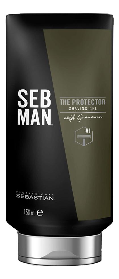 Купить Крем для бритья Seb Man The Prorector Shaving Gel 150мл, Sebastian