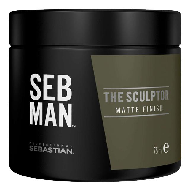 Купить Минеральная глина для укладки волос Seb Man The Sculptor Matte Finish 75мл, Sebastian