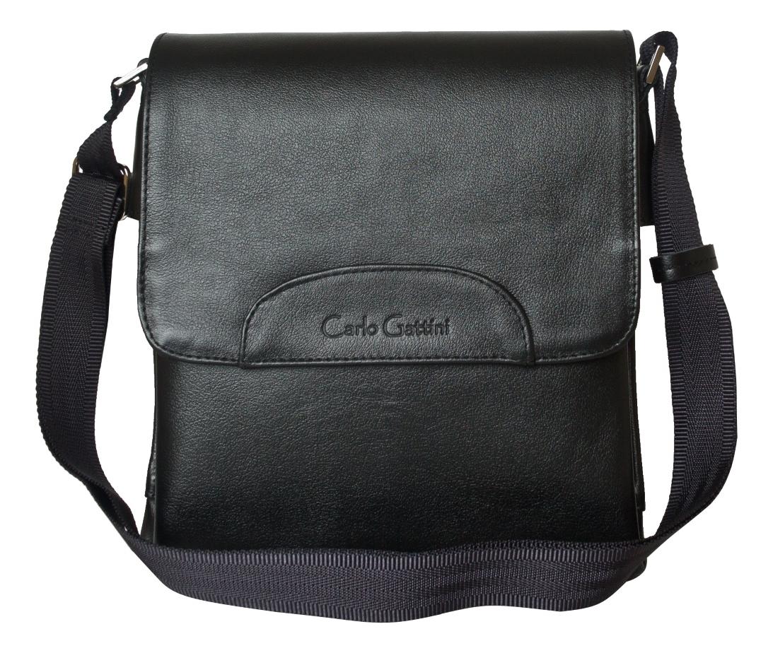 Купить Сумка мужская Moretta Black 5040-01, Carlo Gattini