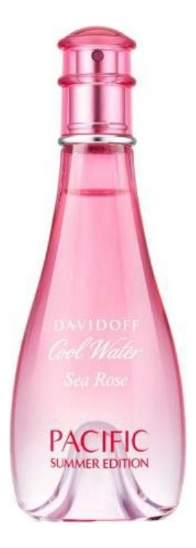 Davidoff Cool Water Sea Rose Pacific Summer Edition: туалетная вода 100мл тестер