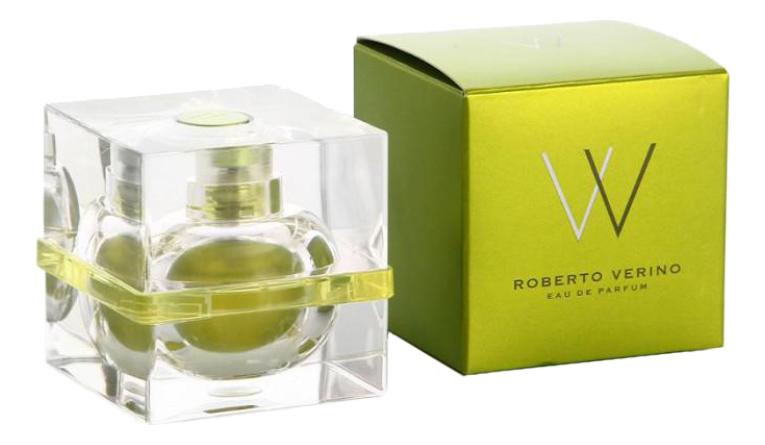 Roberto Verino VV: парфюмерная вода 25мл (старый дизайн)