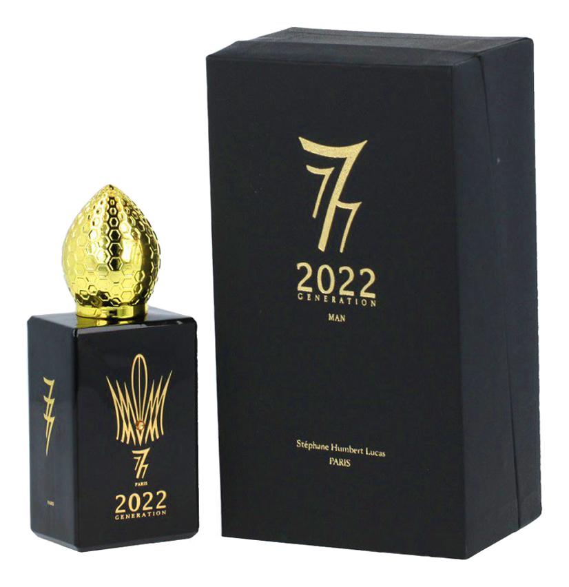 Stephane Humbert Lucas 777 2022 Generation Homme: парфюмерная вода 50мл
