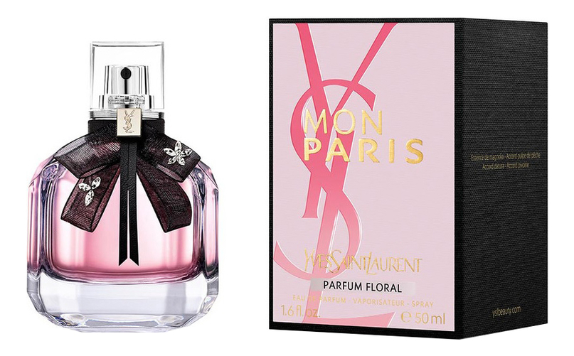 Фото - Mon Paris Parfum Floral: парфюмерная вода 50мл parfum officiel du paris saint germain туалетная вода 50мл