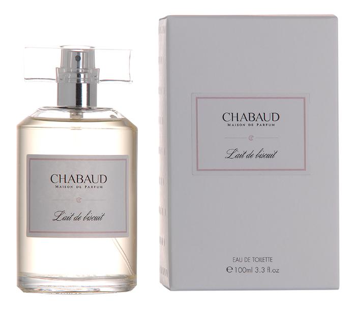 Chabaud Maison De Parfum Lait De Biscuit: туалетная вода 100мл chabaud maison de parfum nectar de fleurs парфюмерная вода 100мл