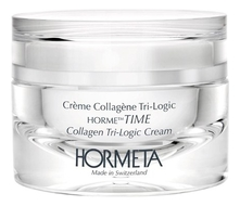HORMETA Набор для лица HormeLine (крем HormeTime Collagen Tri-Logic Cream 50мл + Eye Contour Focus Gel 15мл)