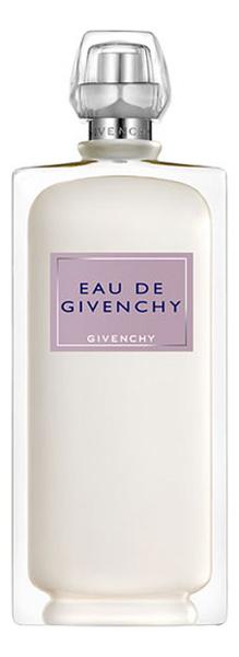 Givenchy Eau de Givenchy: туалетная вода 100мл тестер givenchy eau torride туалетная вода 100мл