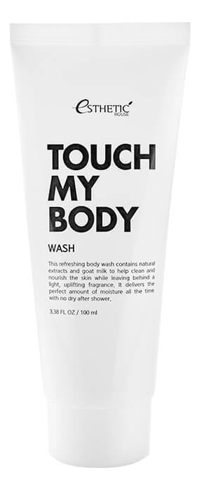 Фото - Гель для душа Touch My Body Goat Milk Body Wash: Гель 100мл diabet x body wash diabet x body wash 16oz 1 each 1 each