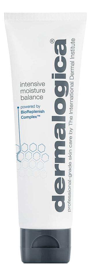 Крем для лица Интенсивный увлажнитель Intensive Moisture Balance 50мл: Крем 50мл гель крем для лица alpha homme genwood hydro 50мл