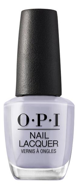 Лак для ногтей Nail Lacquer 15мл: Kanpai OPI!