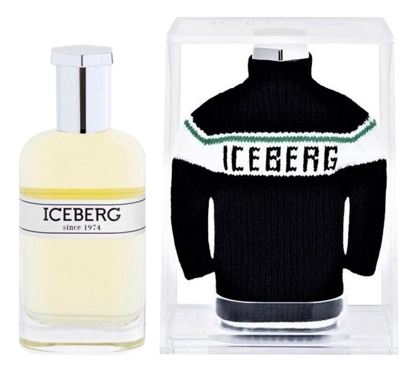 Купить Since 1974 For Him: парфюмерная вода 50мл, Iceberg