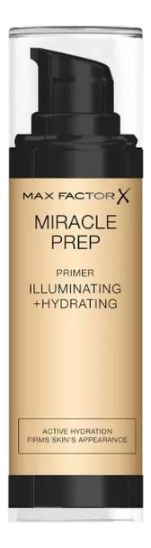 Праймер для лица Miracle Prep Illuminating+Hydrating Primer 30мл корректирующий праймер для лица l a girl pro prep color correcting primer 30 мл