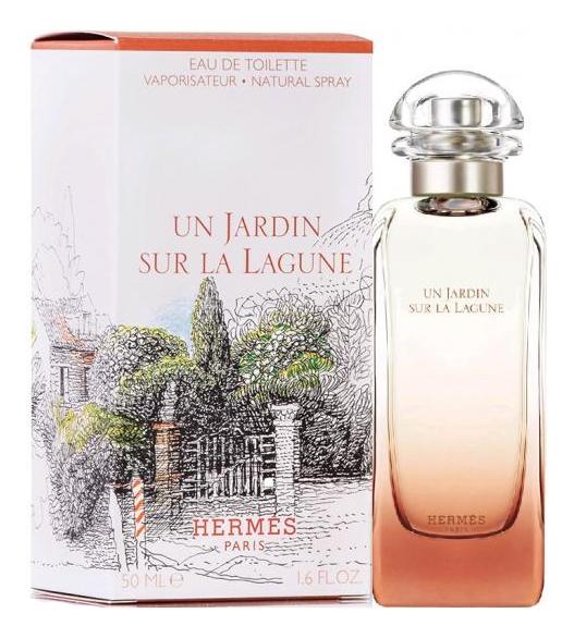 Hermes Un Jardin Sur Ia Lagune: туалетная вода 50мл hermes туалетная вода un jardin apres la mousson женская 50 мл