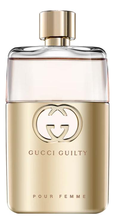 Gucci Guilty Pour Femme Eau De Parfum: парфюмерная вода 90мл тестер