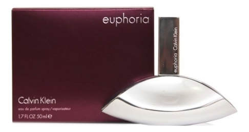 Calvin Klein Euphoria: парфюмерная вода 50мл джемпер calvin klein calvin klein ca105emgity4