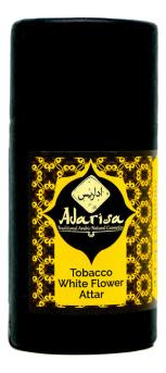 Adarisa Аттар цветов белого табака: масляные духи 1мл adarisa аттар листьев табака масляные духи 1мл