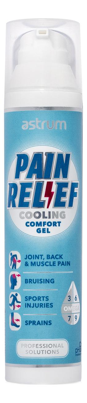 Обезболивающий охлаждающий комфорт-гель для тела Pain Relief Cooling Comfort Gel 94г