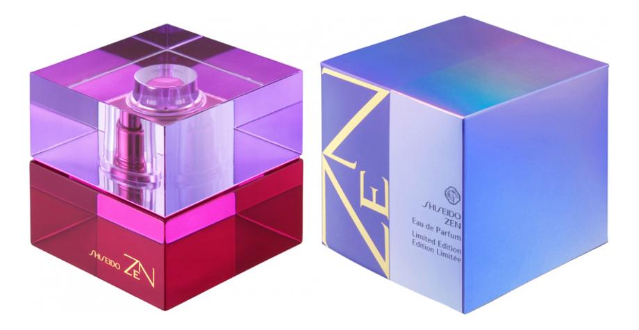 Купить Zen Limited 2010: парфюмерная вода 50мл, Shiseido