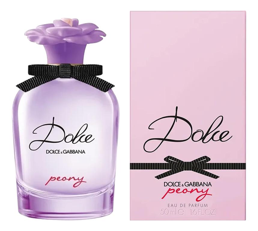 Купить Dolce Peony: парфюмерная вода 50мл, Dolce & Gabbana