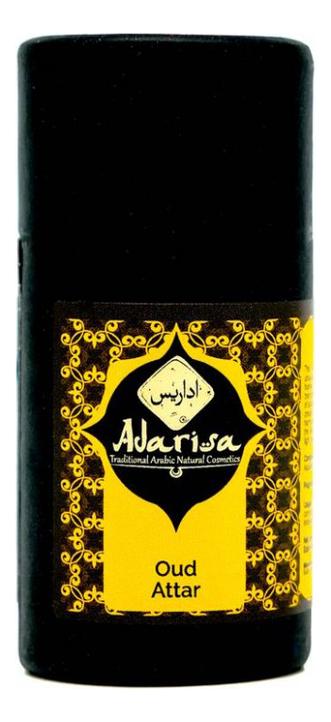 Adarisa Аттар уд: масляные духи 1мл adarisa аттар франжипани масляные духи 1мл