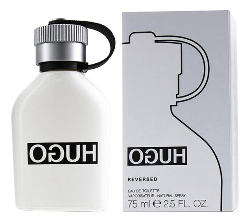 Hugo Boss Hugo Reversed: туалетная вода 75мл сумка дорожная hugo hugo boss hugo hugo boss hu286bmbhow0