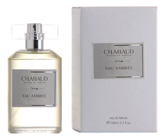 Chabaud Maison de Parfum Eau Ambree : парфюмерная вода 100мл chabaud maison de parfum nectar de fleurs парфюмерная вода 100мл