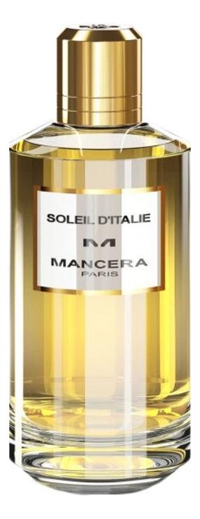 Mancera Soleil D'Italie: парфюмерная вода 8мл