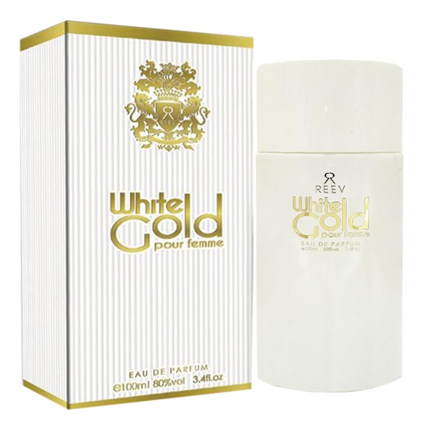 Khalis White Gold: парфюмерная вода 100мл khalis 20 мл