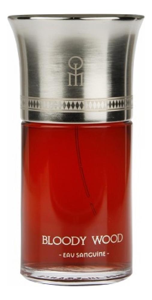Купить Les Liquides Imaginaires Bloody Wood: парфюмерная вода 7, 5мл