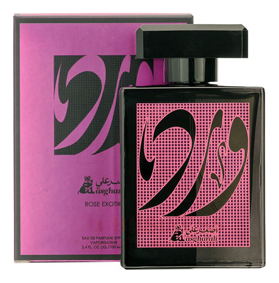 Купить Rose Exotic: парфюмерная вода 100мл, Asgharali